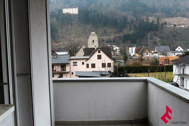3-Zi.-Wohnung mit Balkon