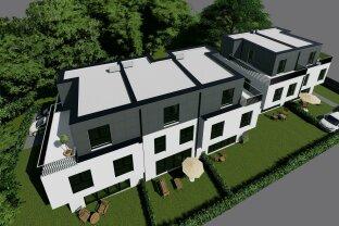 Provisionsfrei von Bauträger! Eigengrund Ziegelmassivhaus, 5 Zimmer mit Keller, Balkon und Garten. Direkt bei der U1