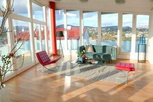 Familiendachgeschoss mit Fernblick über Wien inkl. 2 Parkgaragenplätze (!)
