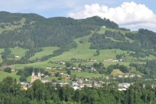 BUILDING PROPERTY IN ST. JOHANN im PONGAU