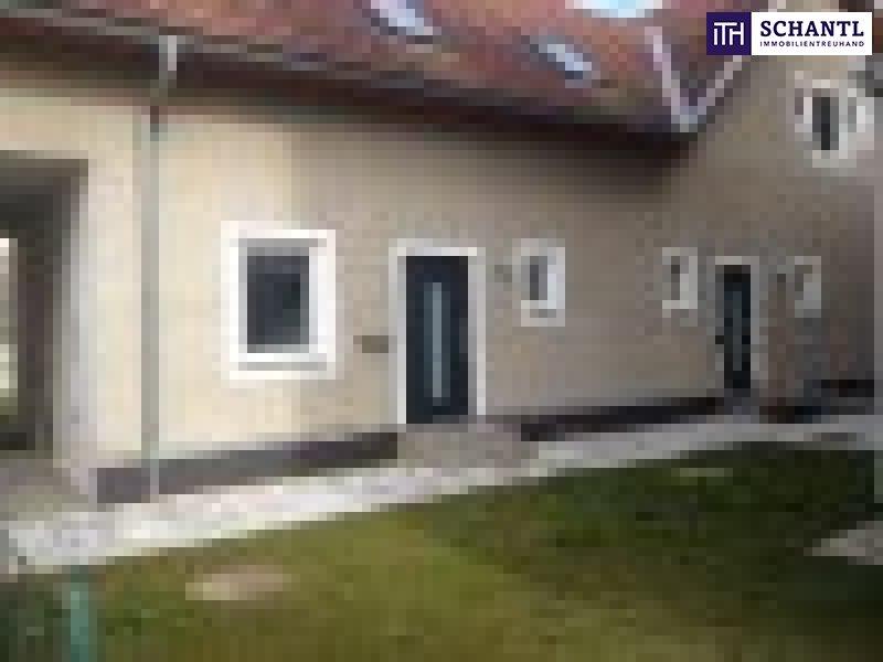 ITH #Heimelige Maisonettewohnung in zentralster Lage mit Gartenanteil + Garage! - Beneidenswert!