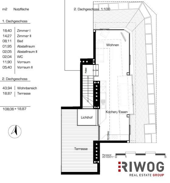 SIXTY 7 - exklusive Dachgeschoss-Wohnungen mit hochwertiger Ausstattung /  / 1160Wien / Bild 6