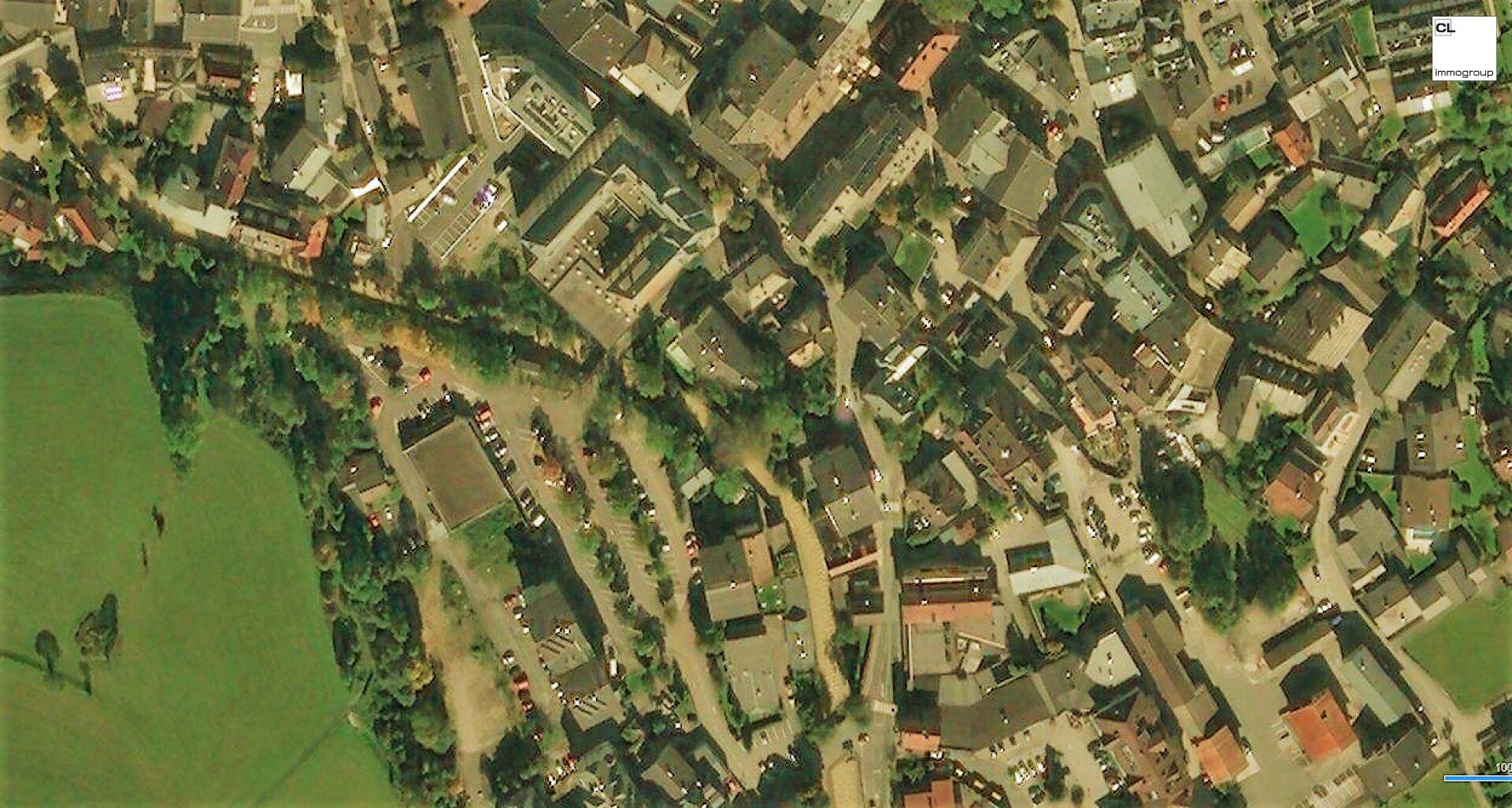 Luftbild Saalfelden