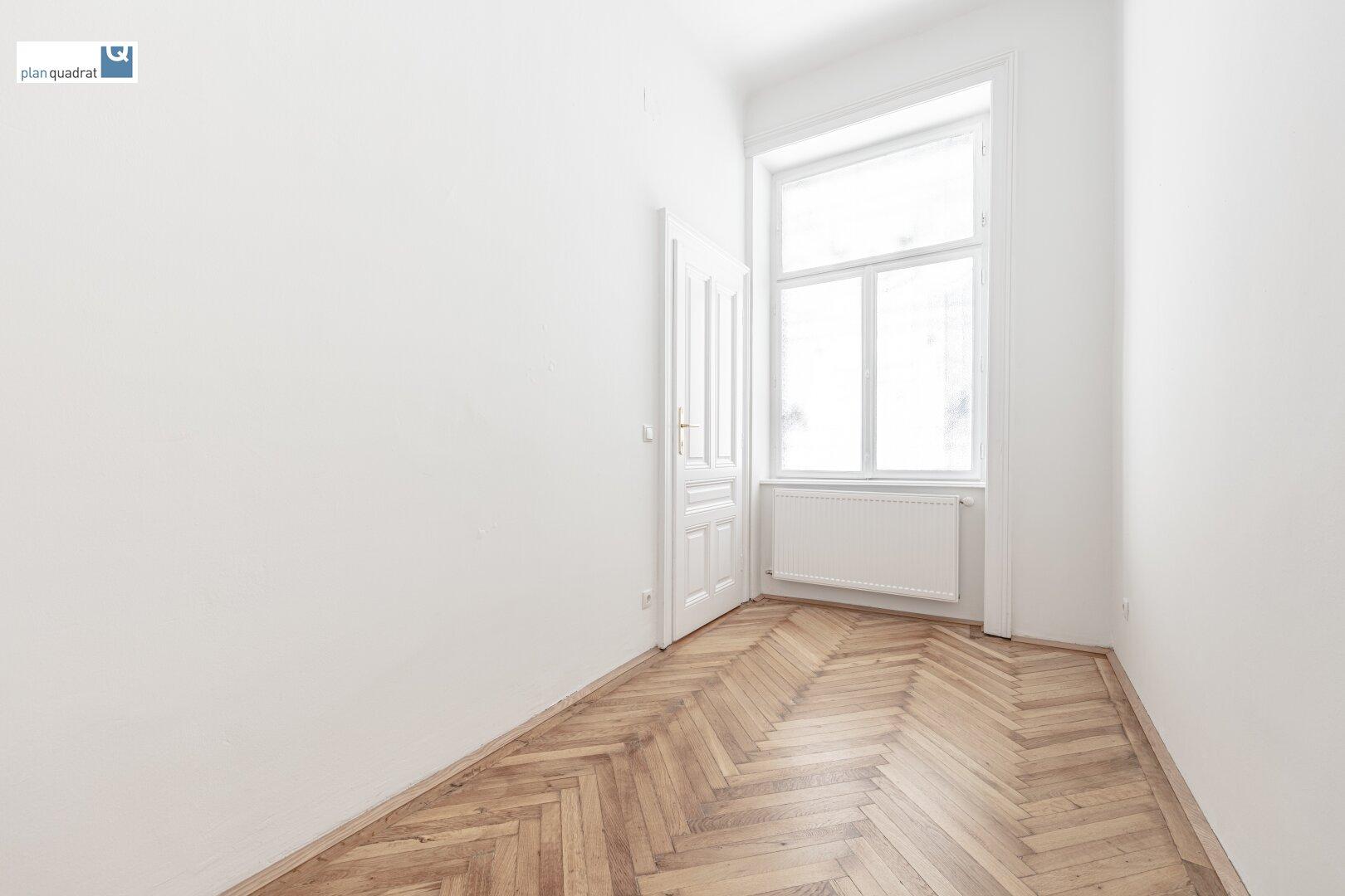 Kabinett (ca. 7,80 m²) - von Küche aus begehbar & mit Wa-Ma-Anschluss