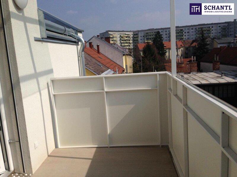 Ab ins Dachgeschoss mit großer Sonnenterrasse + 3-Zimmer + stylisch & modern in 8020 Graz - Nähe FH Joanneum! /  / 8020Graz / Bild 1