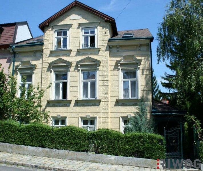 Wunderschönes Jahrhundertwendehaus im Gersthofer Cottage