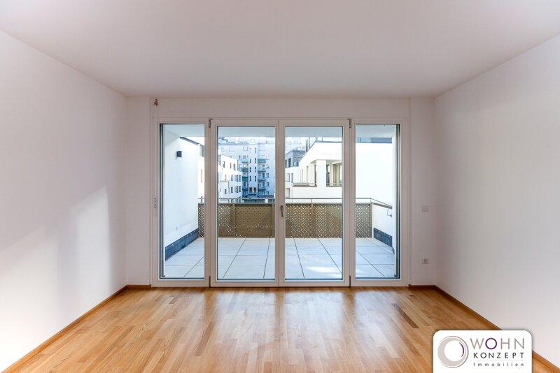 Goldegg Gardens: 90m² Erstbezug + 31m² Terrasse - 1040 Wien /  / 1040Wien / Bild 4