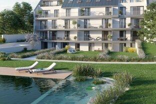 Top Anlagewohnung mit großzügigem Schwimmteich inkl. Küche – Top 18