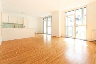 Exzellente Lage! 3-Zimmer Wohnung mit Loggia und Garage