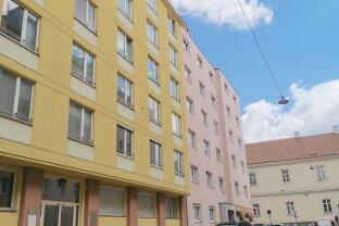 Zentral gelegene, möblierte 2-Zimmer Wohnung vis a vis Altes AKH