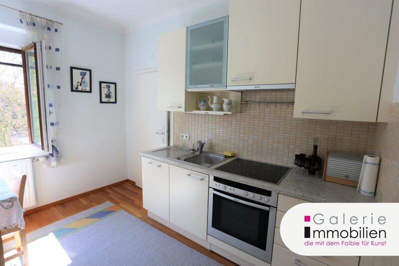 Gartenblick und Ruhelage - Sonnige helle 3-Zimmer-Wohnung mit großem Gemeinschaftsgarten Objekt_34688