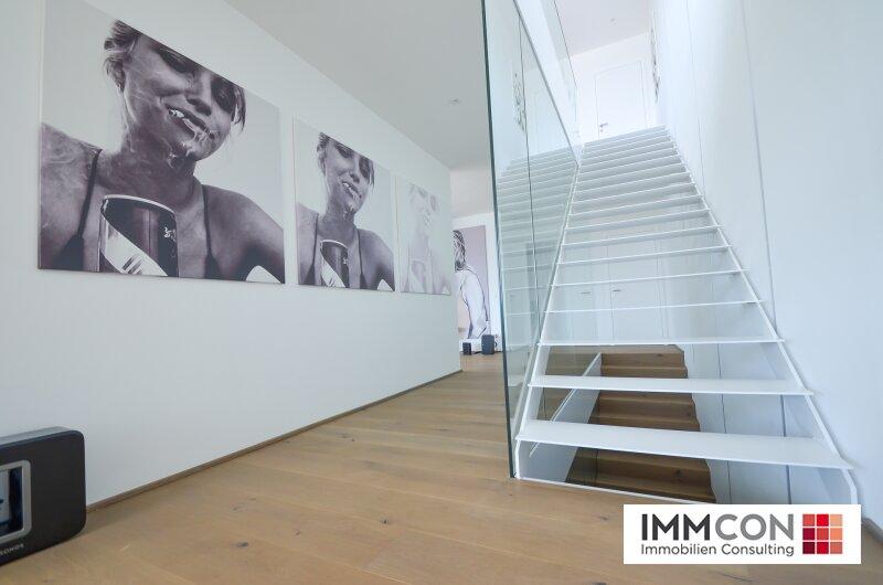 MODERNSTER LUXUS MIT EINZIGARTIGEM AUSBLICK - WOHNEN AM MONDSEEBERG /  / 5310Mondsee / Bild 0