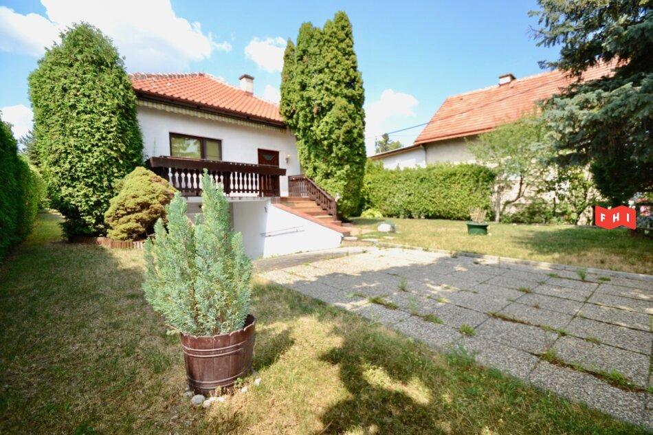 Erweiterbares 3 Zimmer Einfamilienhaus mit Terrasse, großzügigem Garten sowie Garage Nähe Baden