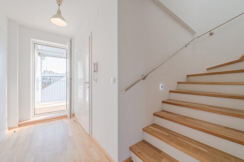 ++NEU** Hochwertiger 4-Zimmer DG-Erstbezug, Dachterrasse mit Weitblick! Tolle Raumaufteilung! /  / 1200Wien / Bild 5