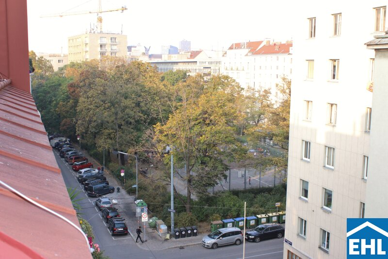 Sehr helle 3 Zimmer Wohnung mit Balkon in direkter Nähe zum Modenapark I Embassy Park: Light-flooded 3-room-apartment with balcony and immediate vicinity of the Modenapark /  / 1030Wien / Bild 1