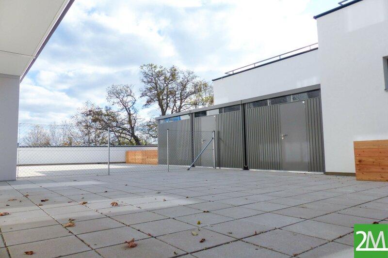 Provisionsfrei für den Mieter: 3-Zimmer-Neubauwohnung mit großer Terrasse