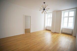 Moderne 2-Zimmer Altbauwohnung in TOP Lage im 1. Bezirk zu vermieten