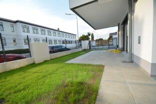 Strebersdorfer Grünruhelage:  2 Zimmerwohnung + Garten +  Terrasse Provisionsfreier Erstbezug
