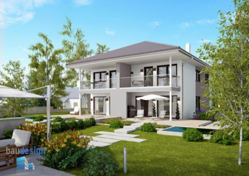 Korneuburg - exklusive Doppelhaushälfte auf Baurecht - NEUBAU /  / 2100Korneuburg / Bild 0