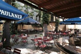 Gut geführtes - schönes & solides Restaurant - mit grünem Sommer-Gastgarten samt Altbaumbestand