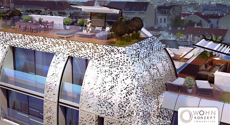 PALAIS KOLIN - hofseitiger Altbau Erstbezug mit Balkon, Concierge + Fitnesscenter 1090 Wien /  / 1090Wien / Bild 6