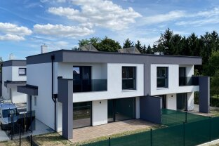 2231 Strasshof an der Nordbahn - ERSTBEZUG von hochwertig ausgestatteten Doppelhaushälften inkl. Keller in bester Lage