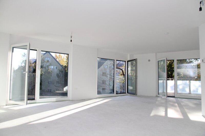 2 BALKONE, 52m²-Wohnküche + 3 Zimmer, 2. Stock, Bj. 2017, Obersteinergasse 19