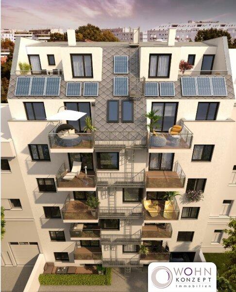 Neubau: 3 Zimmerwohnung mit Balkon /  / 1160Wien / Bild 1