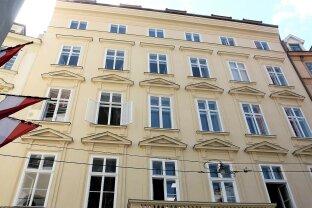 Exklusiver 54m² Altbau am Franziskanerplatz - 1010 Wien