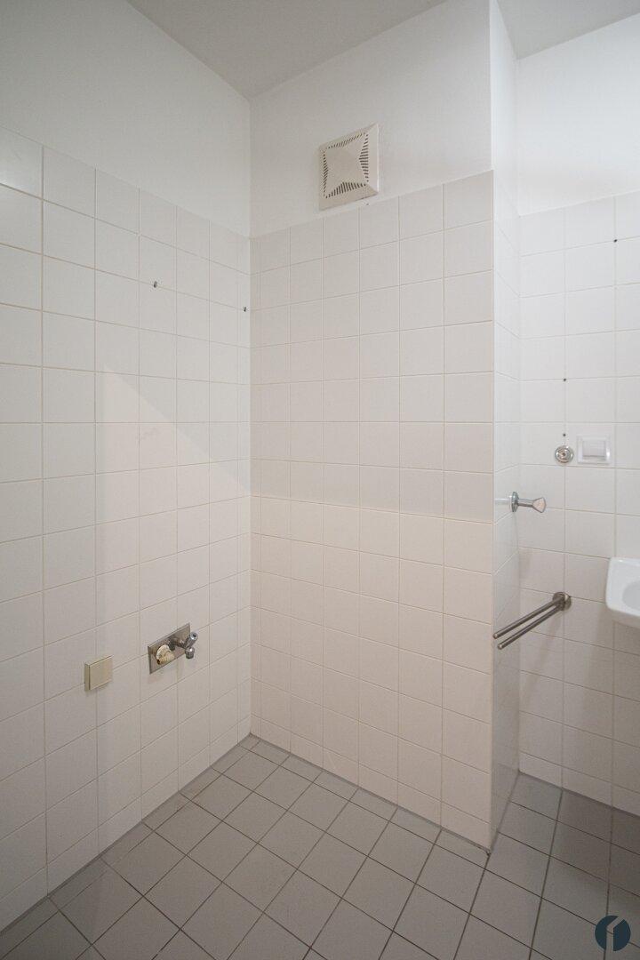Waschmaschinen Anschluss im Badezimmer