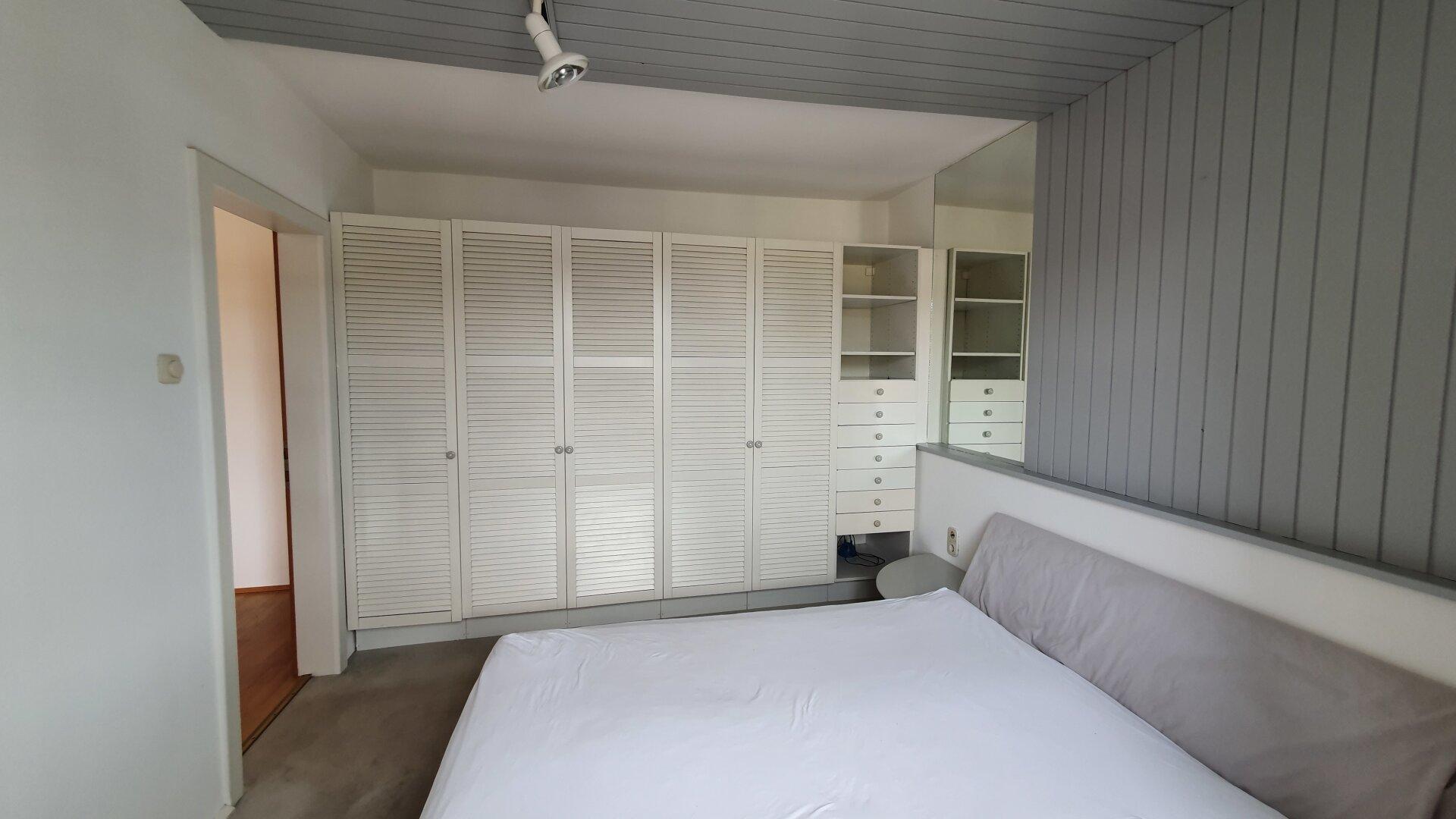 Mietwohnung Kufstein, Schlafzimmer