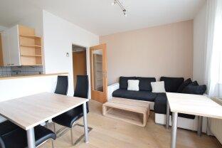 Lichtdurchflutete 2-Zimmer-Wohnung in Guntramsdorf