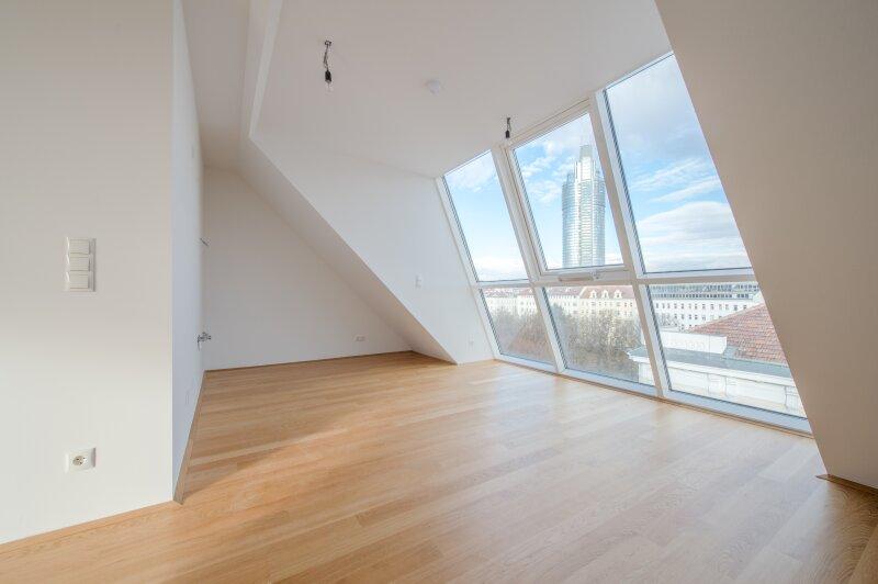 ++NEU++ Hochwertiger 3-Zimmer DG-ERSTBEZUG mit Terrasse, Ausblick! **VIDEOBESICHTIGUNG** /  / 1200Wien / Bild 2