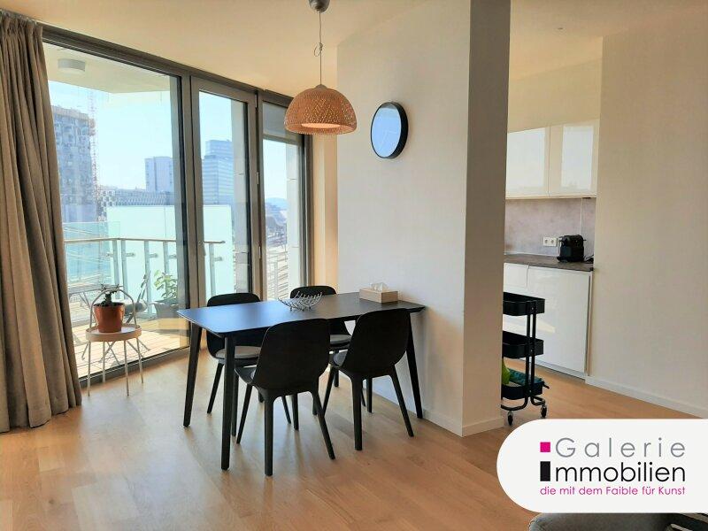 Traumhaft Wohnen am Belvedere - 2-Zimmer mit Balkon und Fernblick Objekt_35144