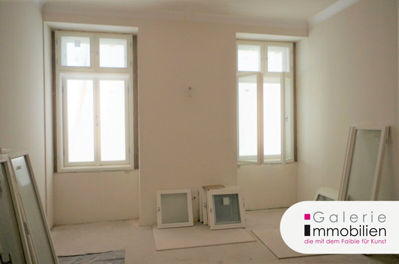Toplage - Erstklassige sonnige Altbauwohnung in revitalisiertem Biedermeierhaus Objekt_32520