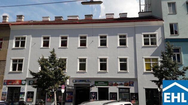 Büro nahe dem Bahnhof Meidling