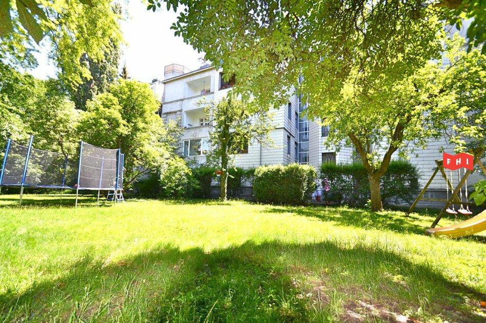 Unbefristete 58m² Altbaumiete - Souterrain - Gartenblick - Nähe U4 Ober St.Veit
