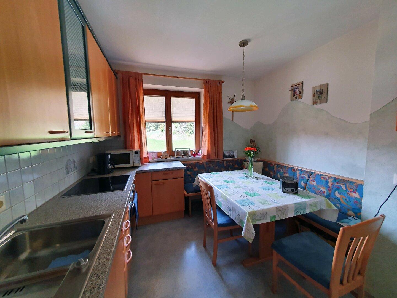 möblierte Küche Ansicht 2, 4-Zimmer-Wohnung, Scheffau am Wilden Kaiser