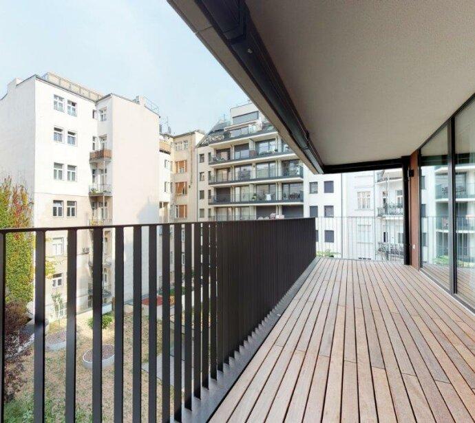 Modernes Apartment direkt neben der Karlskirche