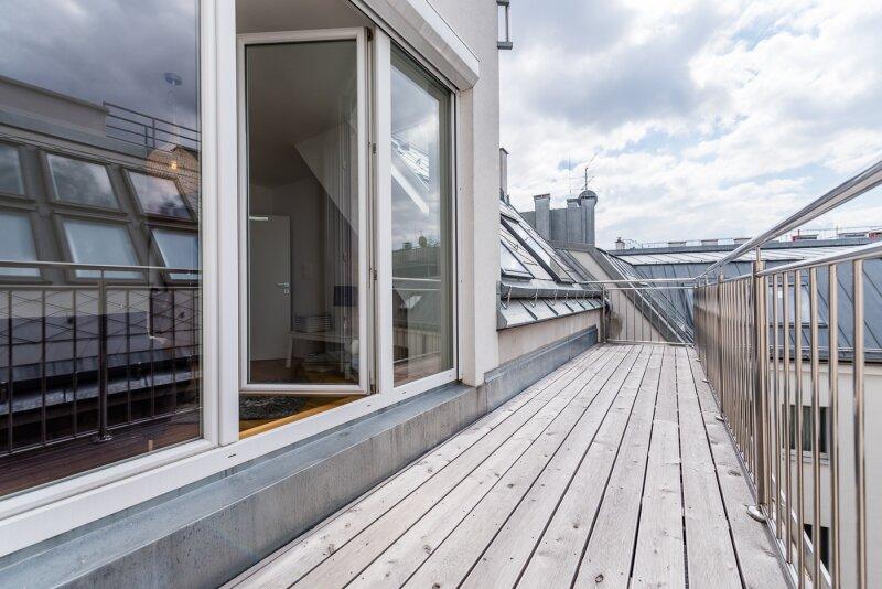 ++NEU++ TRAUM-DG-Maisonette, Dachterrasse: Kahlenberg/Cobenzl-BLICK, VIDEOBESICHTIGUNG! /  / 1190wien / Bild 17