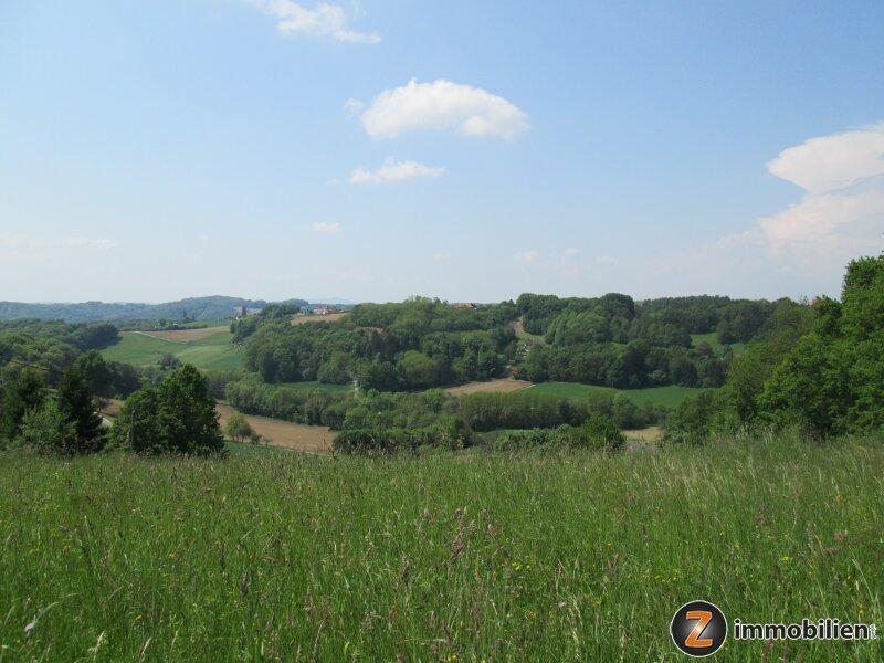 Nähe Therme Loipersdorf: Baugrundstück mit über 6.000m² in top Aussichtslage