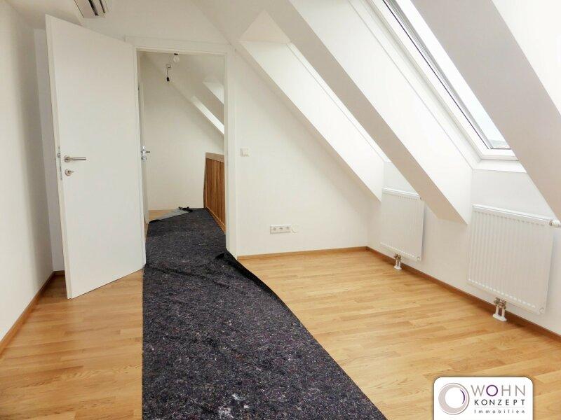 Erstbezug: 97m² Dachausbau + 14m² Terrasse mit Einbauküche - 1090 Wien /  / 1090Wien / Bild 0