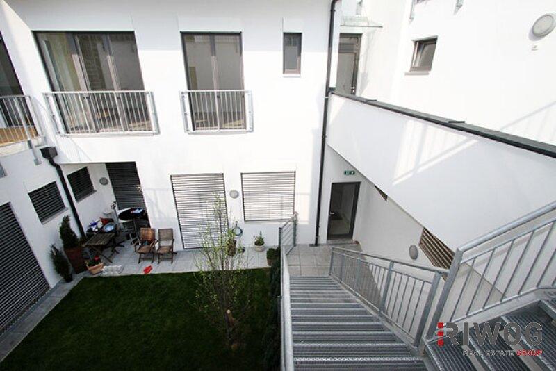 ERSTBEZUG - wunderschöne 3-Zimmer Wohnung  mit riesiger Dachterrasse im Hofzubau /  / 1180Wien / Bild 8