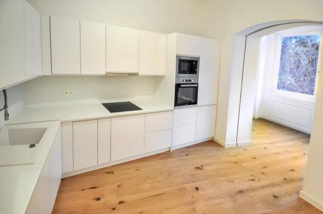 Foto von +Erstbezug+ Wunderschöne 3-Zimmer Altbauwohnung inkl. 2 Badezimmern und einem ca. 50 m² Garten!!!
