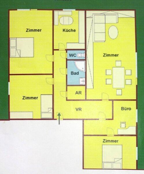 Weitblick: Terrassentraum, 103 m2 Wohnfläche + 74 m2 Terrasse, sonnig, ruhig, U1-Aderklaaerstraße! /  / 1210Wien / Bild 14