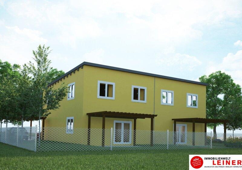 NÄHE WIEN - Doppelhaus mit 3 Schlafräumen und feinem Garten! Objekt_9003 Bild_416