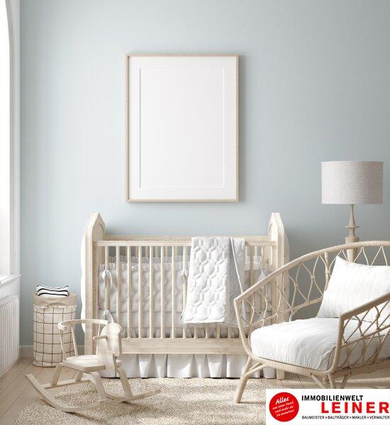 Südseitige 2 Zimmer Eigentumswohnung in ruhiger Lage - Familientraum Objekt_12080 Bild_587