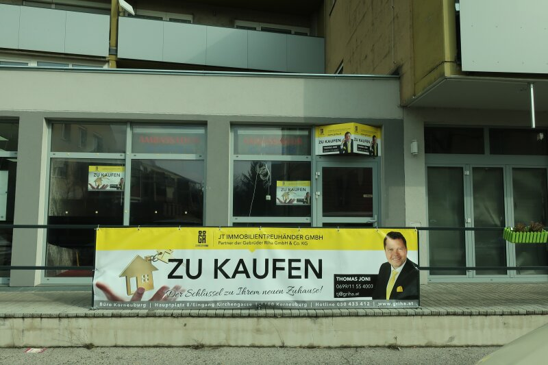 Korneuburg - Büro- bzw. Verkaufsfläche