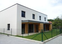 Naturnahes Wohnen im Biedermeiertal - Reihenhausprojekt in Oberpiesting NEU - PROVISIONSFREI