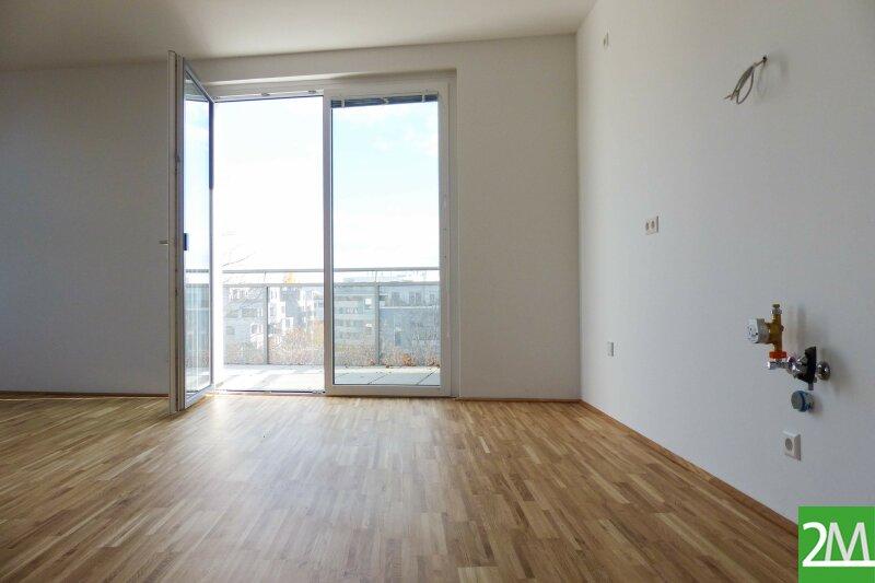 Provisionsfrei für den Mieter: 3-Zimmer-Neubauwohnung mit Balkon /  / 1210Wien / Bild 2